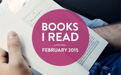 Books I Read – February 2015
