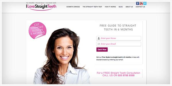I Love Straight Teeth